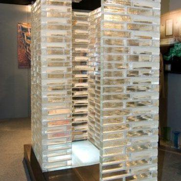 Stiklo blokeliai - Aparici