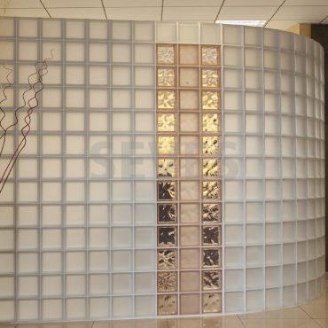 Stiklo plytos - Aparici